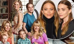 Fuller House creator Jeff Franklin had hoped Olsen twins would return to  reboot | Daily Mail Online