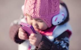 hd wallpaper cute baby talking on the