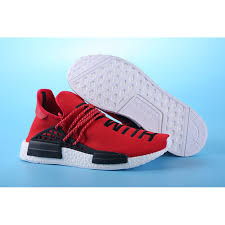 adidas red shoes. pharrell x adidas nmd \ red shoes