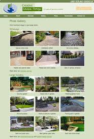 Small Picture Creative Garden Design website Create Interactive