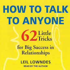 How To Talk To Anyone How To Talk To Anyone Audiobook Abridged Listen Instantly