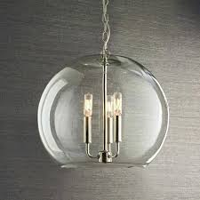 clear glass chandelier shades best of new lamps for large size home depot
