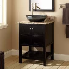 bathroom vanity black. Bathroom Vanity With Bowl Sink New 24\u0026quot; Everett Vessel Black