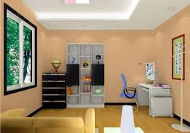 Study room ceiling and wall color ideas