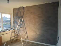 Onze Slaapkamer Met Betonlook Muur Inclusief Voor En Na Fotos