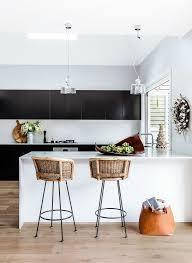 Serene interiors create beach house bliss. Contemporary KitchensModern ...