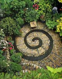 Small Picture meditation garden with succulents Love this A meditation circle