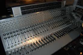 ing a vintage recording console part one