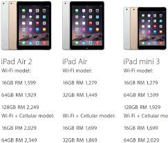 apple ipad air 1 16gb