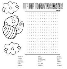 Small Picture Easter Word Search Printable Word search Easter and Word search