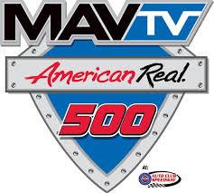 the official mavtv 500 logo