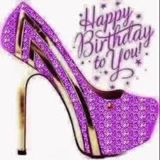 Happy Birthday Purple Gif Happybirthday Purple Glitters Discover