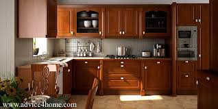 wood kitchen cabinets designs and decor