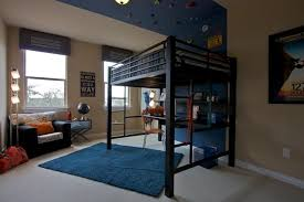 Loft beds for teen boys Photo  9: Pictures Of Design Ideas