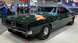 HOT!!! NEWS 1969 DODGE CHARGER DEFECTOR FOR SEMA 2017 - YouTube