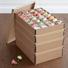 Christmas Decorations Storage Box Archival Ornament Storage Boxes The Container Store 23