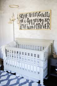 In the Nursery with Finding Lovely - Project Nursery