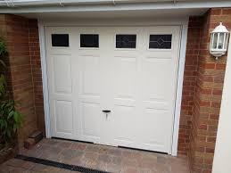 versatile side hinged garage doors