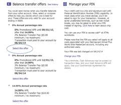 how to do a balance transfer barclaycard you be asked to answer a security question this is normal remember they will be making a credit card payment on your behalf so higher fraud checks
