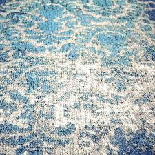blue wool rug sky blue wool blend rug west elm dark blue wool rug