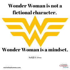 Wonder Woman Quotes Interesting Wonder Woman Constant Change Today