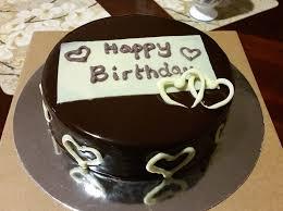 Impressive Design Birthday Cake For Boyfriend Creative Idea To Him