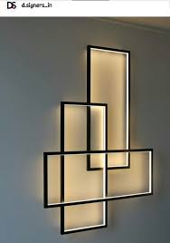 diy ambience picture frames lined with led light strips easy and chic