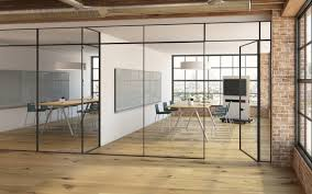 Glass conference rooms Frosted Glass Large Enclosed Conference Rooms With High Top Conference Tables Mobile Mediaboard Display Light Robin Help Center Office Meeting Conference Room Design Ideas Coalesse