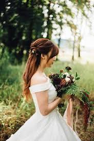 20 Idées De Coiffures Pour Une Mariée Voici