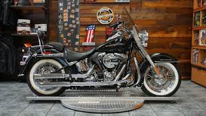 2016 harley davidson flstn 103 softail deluxe for sale in