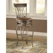 wrought iron swivel bar stools.  Swivel Faux Leather Wrought Iron Swivel Bar Stool Intended Stools O