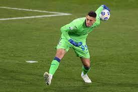 DONE DEAL: Pierluigi Gollini joins Tottenham on loan - Cartilage Free  Captain