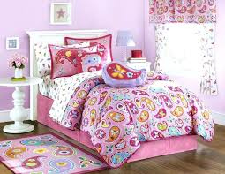 girls twin bedding sets kids twin bed in a bag bedroom little girl twin bed comforters