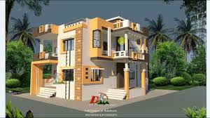 Best Double Story House Designs Best Double Story House Plan Design With Color Options