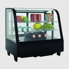 scancool rtw100 counter top display fridge 100 litre