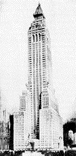chrysler building drawing. two early designs and the final product chrysler building drawing