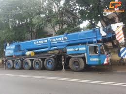Demag Ac 615 250 Tons Crane For Sale In Hyderabad