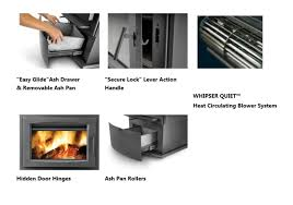 fireplace doors with blowers. blower, optional. catalytic, no fireplace doors with blowers