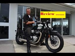 2017 triumph bobber first review in australia youtube