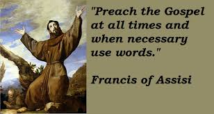 St Francis Of Assisi Quotes Impressive Quotes St Francis Quotes On Prayer Cryptinfonet