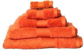 burnt orange bath mats and towels rust bathroom rugs colored