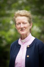 Rev Cathie Aldis St Marys Great Chart Singleton