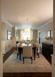 sherwin williams heron plume wall color trickett dining room contemporary dining room other metro by meredith heron