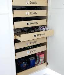 closet organization ideas diy use extension slides for shoes closet organization ideas for the home diy