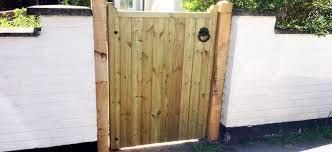 timber garden gates garden gates direct