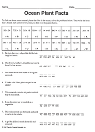 Math Code Worksheets & maths for fun worksheets top 25 ideas about ...
