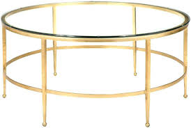round gold coffee table glass and gold coffee table round gold coffee table coffee table glass