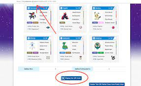 How to Make and Share QR Rental Teams : BattleFactory