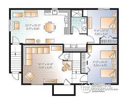 basement floor plans. opulent design ideas open floor plans with basement multi family plan w3117