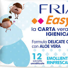 Spot Fria Easy Carta Igienica Umidificata: sederi danzanti con parrucca. Happy ( shalalala ) It's so nice to be happy..